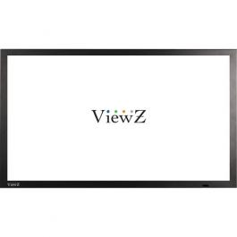 "ViewZ VZ-50UHD 50"" 4K LED 60 Hz Black Metal Bezel Monitor"