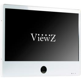"ViewZ VZ-PVM-Z3W3 27"" White 1080p HD Public View Monitor"
