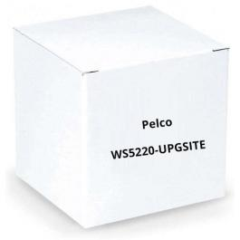 Pelco WS5220-UPGSITE 2nd Generation WS5000 SW Upgrade Site License