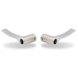 Yale YR05D87N Academy Snap-On Replacement Lever (Satin Nickel Pair)