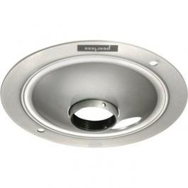 Peerless ACC570S Round Ceiling Plate Silver