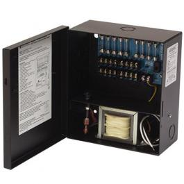 American Dynamics ADC1624UL 16 Outputs Power Supply w/120 VAC-24 VAC