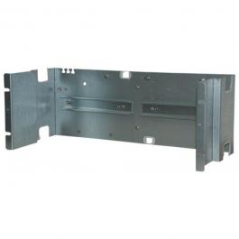 Bosch AEC-PANEL19-4DR Mounting Plate with Four DIN Rails