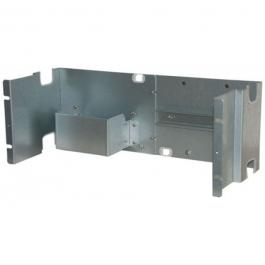 Bosch AEC-PANEL19-UPS Mounting Plate with Two DIN Rails