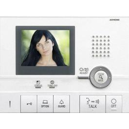 Aiphone GT-1C Hands Free Color Video Tenant Station, White