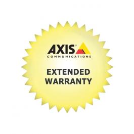 Axis 0653-600 Ext. Warranty P8524 Silver Imperial Network Camera