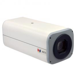 ACTi B22 5MP Zoom Box Camera with D/N Basic WDR 10x Zoom lens