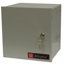 Altronix BC1240 Power Supply/Battery Enclosure