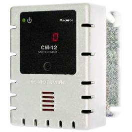 Macurco CM-12-W CO Fixed Gas Detector Controller/Transducer