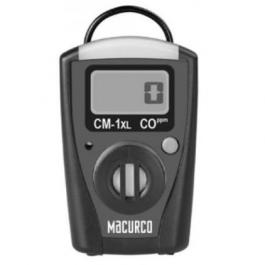Macurco CM-1XL Carbon Monoxide CO Single-Gas Monitor with STEL TWA