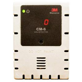 Macurco CM-6-W CO Detector Controller & Transducer