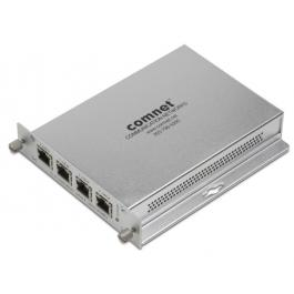 Comnet CNFE4TX4US 4-Port 100 Mbps Unmanaged Switch (4 TX)