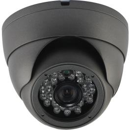 CTP-F17HE, Cantek+ Dome Camera