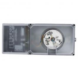 Bosch D341P Photoelectric Duct Smoke Detector Kit