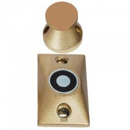 Bosch D370B Wall-Mount Door Holder with Brass Finish