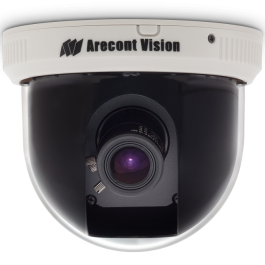 Arecont Vision D4S-AV1115DNv1-3312 Surface Mount Indoor Dome