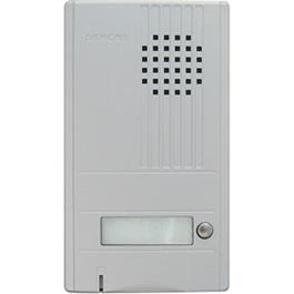 Aiphone DA-1DS 1-Call DA Series Door Station Silver