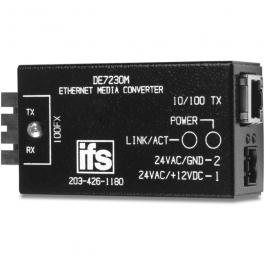 Interlogix DE7230M Mini Ethernet Media Converter