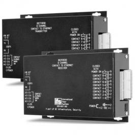 Interlogix DECT3000 8 Channel Contact Closure to Ethernet Transmitter