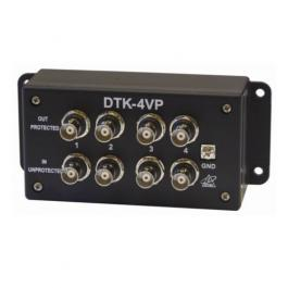 Ditek DTK-4VP 4-Ch BNC Video Protection