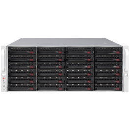 Digital Watchdog DW-BJER4U204T-LX Ubuntu Linux Blackjack E-Rack 192TB