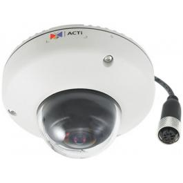 E919M, ACTi Fisheye Dome Camera