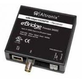 Altronix EBRIDGE100SPR Ethernet over Coax Receiver