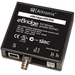 Altronix EBRIDGE1PCRX IP over Coax Receiver