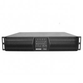 Minuteman ED1000RM2UNC 1000VA On-line Rack/Wall/Tower UPS w/ 6 outlets