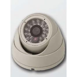 CT-ETVI801R24-White, Cantek Dome Camera