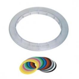 Bosch FAA-500-TR-P Trim Ring, Transparent with Color Ring
