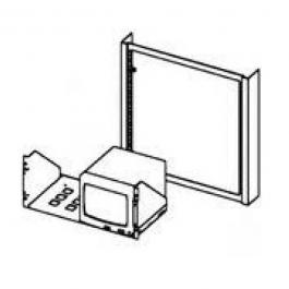 Bosch LTC 9101/00 Rack Kit for Up To Two Half Rack Devices