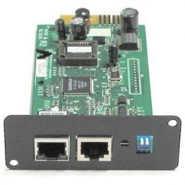 Minuteman SNMP-NET for ED6&10KVA 10/100 Mbit Network Interface Card