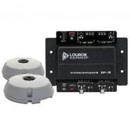 Louroe Electronics ASK-4 #302 (2)-Zone Audio Monitoring Kit w/(2)-Verifact A Microphones