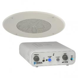 Louroe ASK-4 #501-TLI-CF Single Zone, Two-Way Audio Monitoring Kit