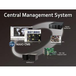 NUUO NCS-CN-CAM 16 Central Management System Camera - 16 license