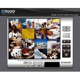NUUO NE-MINI-UP 04 License Upgrade for NVRmini 2, 4 Licenses