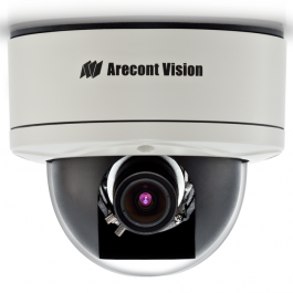 Arecont Vision AV2255DN-H MegaDome2 2MP D/N Network Dome Camera