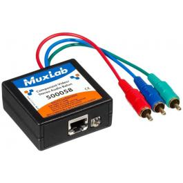 500058 Front, MuxLab Twisted Pair Product