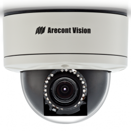 Arecont Vision AV2255AMIR-H MegaDome2 2MP IR Network Dome Camera