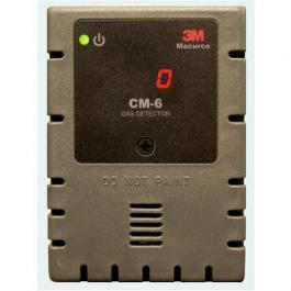 Macurco CM-6 Carbon Monoxide Fixed Gas Detector Controller & Transducer (LADBS)