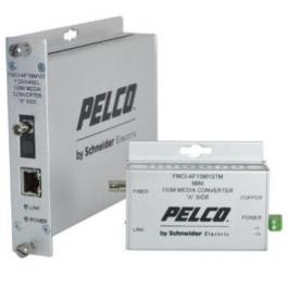 Pelco FMCI-AF1MM1STM Media Convert-A 100M MM 1 Channel ST Mini
