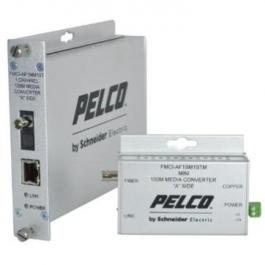 Pelco FMCI-BF1MM1ST Media Convert-B 100M MM 1 Channel ST