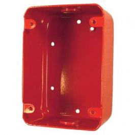 Bosch FMM-100BB-R Indoor Back Box Red