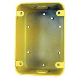 Bosch FMM-100BB-Y Indoor Back Box Yellow