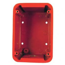 Bosch FMM-100WPBB-R Manual Station Weatherproof Back Box - Red