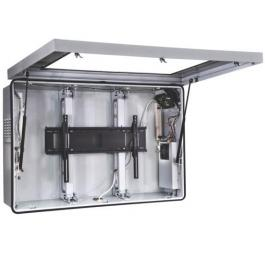 """Peerless FPE42FH-S Enclosure w/Cooling Fans & Heater for 40""""- 42"""" TV's"""