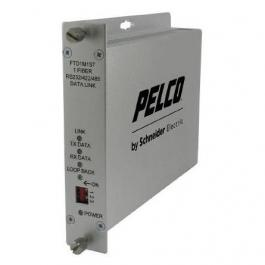 Pelco FRD1M1ST 1 Channel Data Only RX Multimode ST Connector