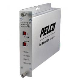 Pelco FRV10D1M1ST 1 Channel Video Bi-Direct RX MM ST Connector
