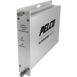 Pelco FTV10M1ST 1-Channel Video Fiber Transmitter MM ST Connector